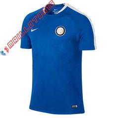 Les maillots du Inter | Nouveau maillot de foot Training Inter 2016 bleu
