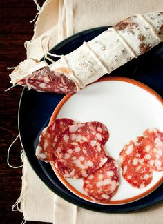 Home Cured Salami