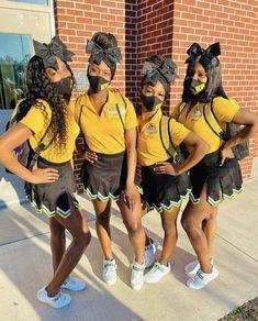 Black Cheerleaders, Cheerleading, Cheer