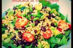 Insalata di riso leggera   Una cucina da single   Pinterest   Cucina