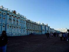 Palacio Catalina - San Petersburgo-Rusia