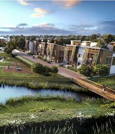 Sovereign Housing Association will provide 61 affordable homes at Hanham Hall, in South Gloucestershire, one of the country's most important new zero-carbon developments.