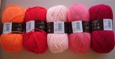 Stylecraft Special DK colours