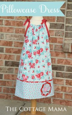 Pillowcase Dresses For Africa Mesmerizing Easy To Make Pillowcase Dresses For Little Girls In Haiti Who May Inspiration