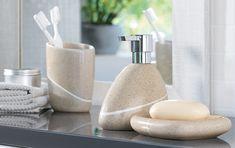 Badezimmer Accessoires entdecken und online kaufen - Leiner Soap Dispenser, Bathroom, Bathing, Soap Dispenser Pump, Washroom, Full Bath, Bath, Bathrooms