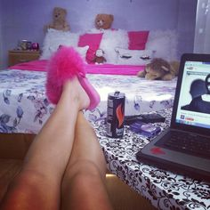 #pink #fashion #relax