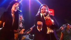 """Desires Run Wild In Meat Loaf's Iconic """"You Took The Words Right Out Of My Mouth"""" Performance"""