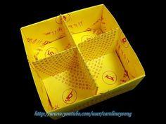 【CYS教程】敬神折纸~宝盒の六:组合(Origami~Box:Modular)