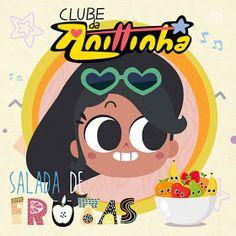 Salada de Frutas (Trilha Sonora da S¨¦rie de TV) - Single by Anittinha Try It Free, Apple Music, Tv, Character Art, Templates, Soundtrack, Club, Salads, Log Projects