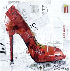 Moment in Red, signed limited edition of 250 <i>by Derek Gores</i>