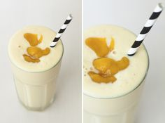 Batido de mango - Lost in Cupcakes #smoothie #batido #mango