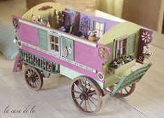 the house of lu: the gipsy caravan