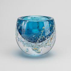 HANNE DREUTLER & ARTHUR ZIRNSACK - Vase for Studio Åhus 2013. H. 18 cm, diam. 19 cm.