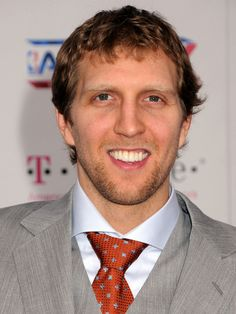 I don't care what anyone says, Dirk is awesome! :)