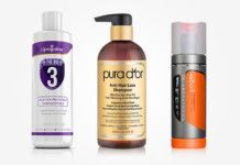 10 Best Hair Loss Shampoos for Thinning Hair