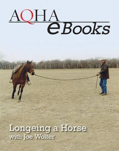 We thought longeing a horse was easy. Well in this FREE ebook we get taught a little more to the circular action!