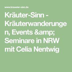 Kräuter-Sinn - Kräuterwanderungen, Events & Seminare in NRW mit Celia Nentwig