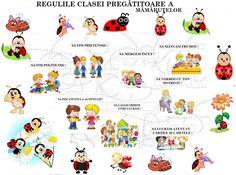 Imagini pentru regulile clasei pregatitoare in imagini Comics, School, Anastasia, Cartoons, Comic, Comics And Cartoons, Comic Books, Comic Book, Graphic Novels