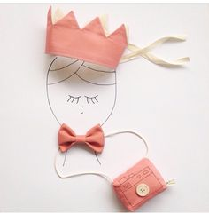 Crown camera bowtie all from Suussies