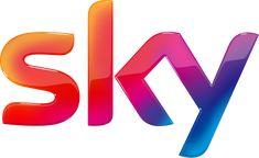 Netflix now on Sky Q Source by kaiuweposchmann Creative Logo, Graphic Design Trends, Logo Design, Ipad Wifi, Sky Logo, Sky Q, Sky Cinema, Supermarket, Porto