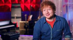 Omg, I now hate the dude who insulted Ed! I bet he's never even heard and Ed Sheeran song! I hate you . But well played Ed I Hate You, Love You So Much, Love Him, My Love, Ed Sheeran, Ryan Seacrest, Noel Gallagher, Raining Men, Favorite Person