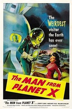 A classic example of a B sci-fi movie.  this is clearly a low budget production.  But I like the story line even if the movie is a bit flimsy.