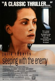 Sleeping with the Enemy (1991) Original One-Sheet Movie Poster