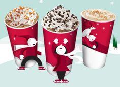 Share Holiday Joy: Starbucks Buy One Get One Free Holiday Drink Nov. 15-18