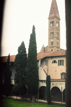 The courtyard of the Farmaceutica di Santa Maria Novella…
