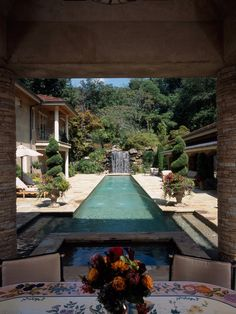 Lap Pool Design, Pictures, Remodel, Decor and Ideas - page 31