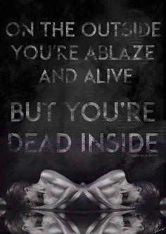 """""""Dead Inside"""" - MUSE"""