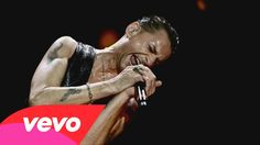 Depeche Mode - Should Be Higher (Live) And We Will.. Soon.  WarmUp The EnigmaVirgins!.  PapaWanaDance..