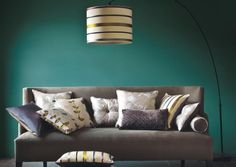 Pantone's shade of the year, emerald green, is a rich, warm tone that's oh-so Irish: http://www.houseandhome.ie/article/trends-2013-emeralds-caught-our-eye