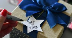 Give the Gift of Time - Christmas Gift or New Year's Idea - Hip2Save Meaningful Christmas Gifts, Christmas Gifts For Kids, Christmas And New Year, Christmas Crafts, Xmas, Christmas Ornaments, Fun Diy Crafts, Diy Craft Projects, Diy Exploding Box
