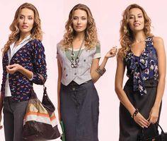 moda trabalho lindos estilos de roupas