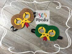 Snake Masks, Kids Masks, Kids Costumes, Snake Mask, Mask, Animal Mask, Halloween mask by 805Masks on Etsy