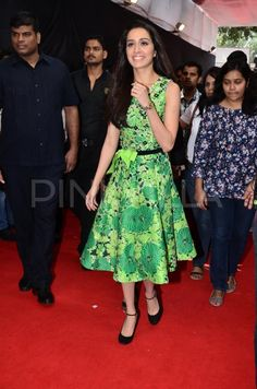 Shraddha Kapoor witnesses Guinness World Record in Mumbai | PINKVILLA