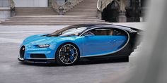 Bugatti Won't Do a Chiron Top Speed Test Until 2018  - RoadandTrack.com
