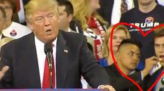 Troll lovingly feeds another man at Donald Trump rally http://ift.tt/1QCu3Jk Theres no greater goal for a troll than to claim the ultimate victim: Donald Trump. Two sneaky dudes were able to plant themselves right behind Donald Trump while the presidential candidate was speaking at a campaign rally in Orlando on Saturday which set them up perfectly to photobomb The Donald as he delivered his speech. SEE ALSO: Kids troll grandma with adorably morbid birthday message After spending most of the…