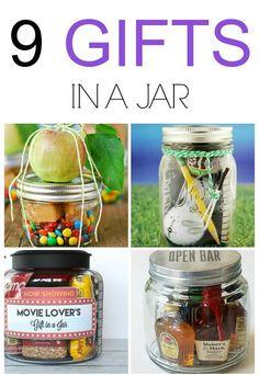 9 Fabulous DIY Gifts Ideas In A Mason Jar