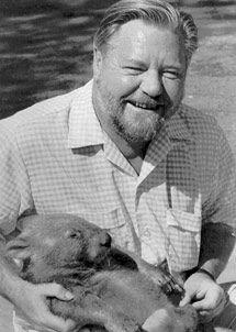 Gerald Durrell. Naturalist & Author.