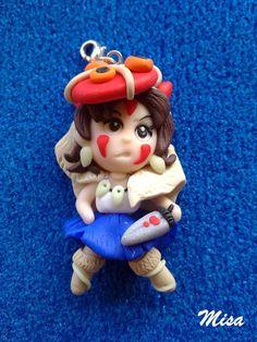 Princess Mononoke by ~Misa86