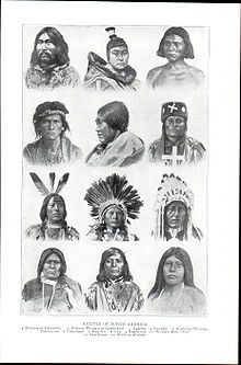 Population history of the indigenous peoples of the Americas - Wikipedia, the free encyclopedia