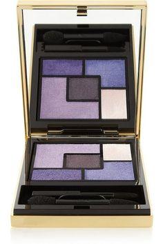 6df563d195b YVES SAINT LAURENT BEAUTY crease-resistant Couture Palette Eyeshadow - 5  Surréaliste