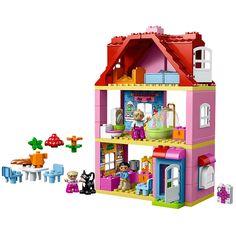 Lego 10505 Duplo : La maison - Lego-10505