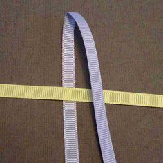 Ribbon twisted box braid Tutorial to create your own mini Hawaiian Lei bag charm. Twist Box Braids, Small Box Braids, Jumbo Box Braids, Braids For Short Hair, Blonde Box Braids, Black Girl Braids, Girls Braids, Faux Locs Styles, Hair Styles
