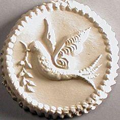 Meringue Springerle Cookie Recipe