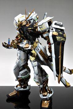 PG Gundam Astray [Gold Frame] - Customized Build Modeled by Suny Buny Gundam Wing, Gundam Art, Character Art, Character Design, Astray Red Frame, Transformers, Gundam Astray, Fighting Robots, Gundam Wallpapers