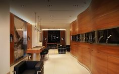 Officine Panerai Boutique in Jeddah Jeddah, Conference Room, Saudi Arabia, Architecture, Luxury Watches, Boutiques, Table, Prince, Furniture