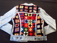 KOPPA : Upcycled jeans jacket
